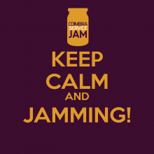 keep-calm-and-JAMMING [Coimbra Service Jam]#1